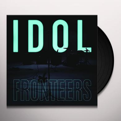FRONTEERS IDOL Vinyl Record - UK Import