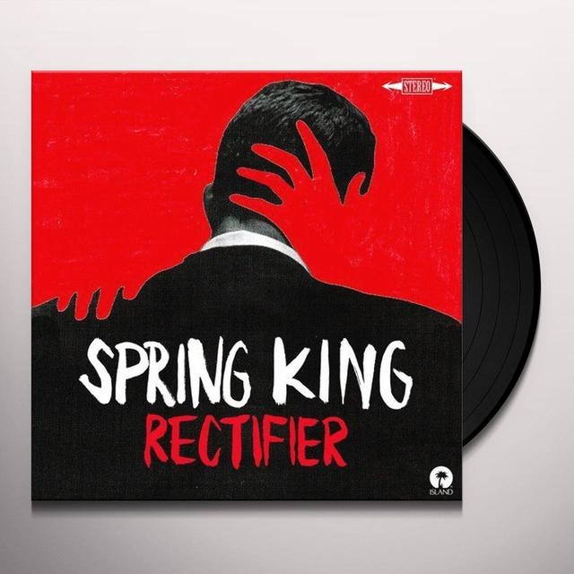 Spring King RECTIFIER Vinyl Record - UK Import