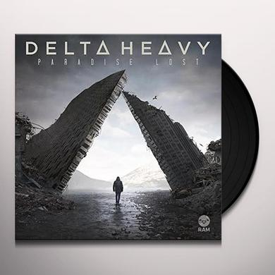 Delta Heavy PARADISE LOST: 4 TRACK SAMPLER Vinyl Record - UK Import