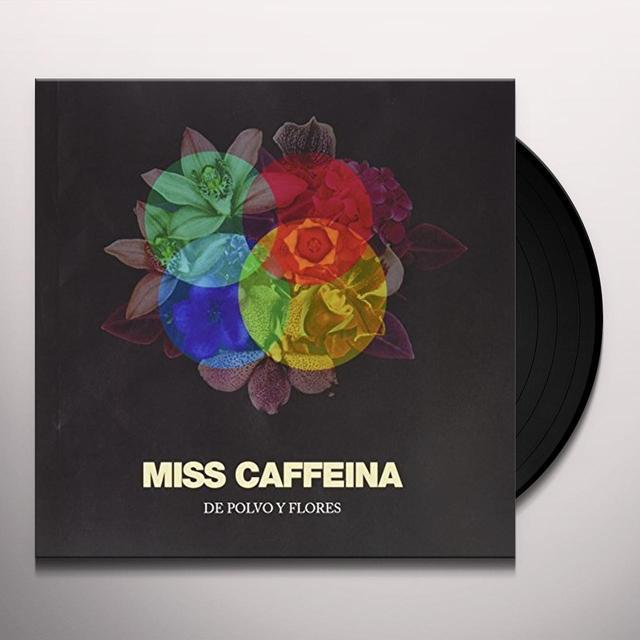 Miss Caffeina DE POLVO Y FLORES Vinyl Record - Spain Import