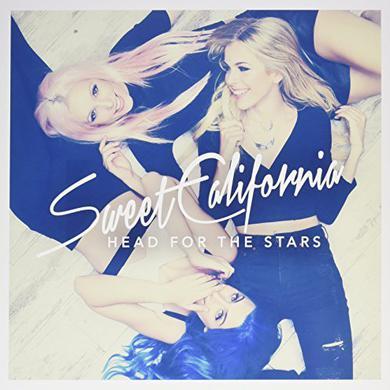 Sweet California HEAD FOR THE STARS Vinyl Record