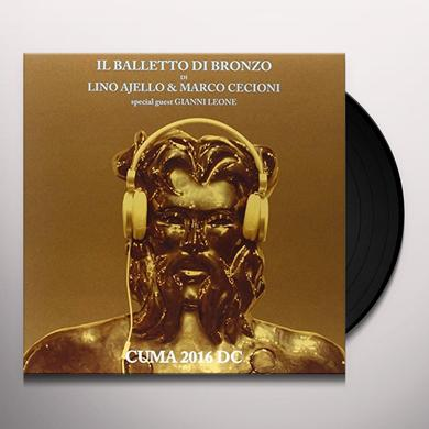 Balletto Di Bronzo CUMA 2016 D.C. Vinyl Record - w/CD, Italy Import