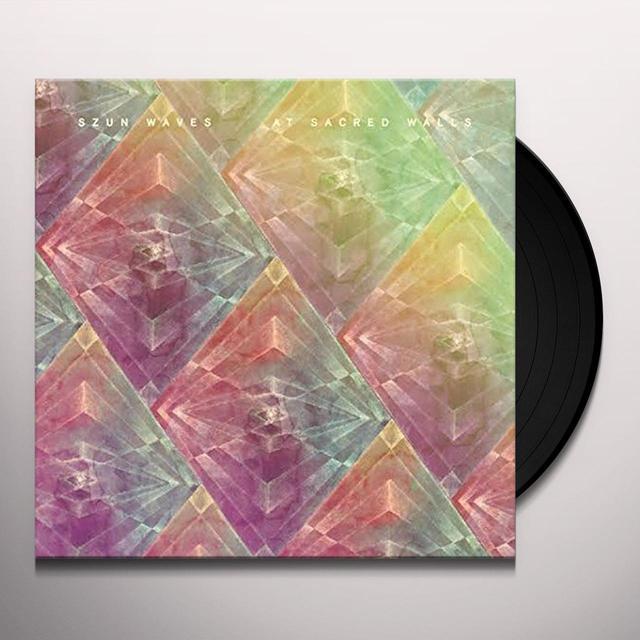SZUN WAVES AT SACRED WALLS Vinyl Record