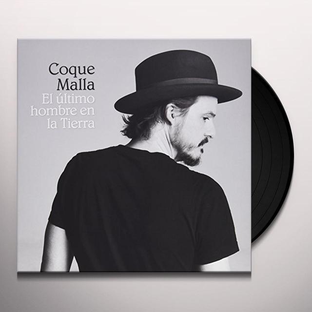 Coque Malla EL ULTIMO HOMBRE EN LA TIERRA Vinyl Record