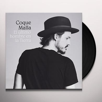Coque Malla EL ULTIMO HOMBRE EN LA TIERRA Vinyl Record - w/CD, Spain Import