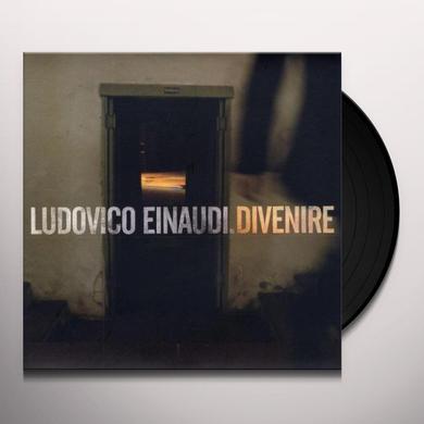 Ludovico Einaudi DIVENIRE Vinyl Record - Canada Import