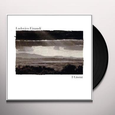 Ludovico Einaudi I GIORNI Vinyl Record - Canada Release