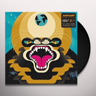 Mop Mop LUNAR LOVE Vinyl Record - UK Release