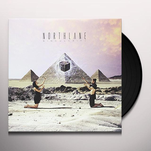 Northlane SINGULARITY Vinyl Record - Deluxe Edition, Australia Import