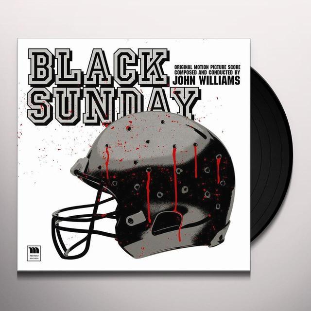 John Williams BLACK SUNDAY / O.S.T. Vinyl Record - UK Release