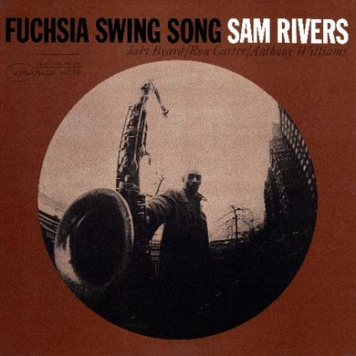 Sam Rivers FUCHSIA SWING SONG Vinyl Record