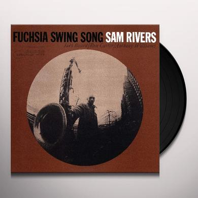 Sam Rivers FUCHSIA SWING SONG Vinyl Record - UK Import
