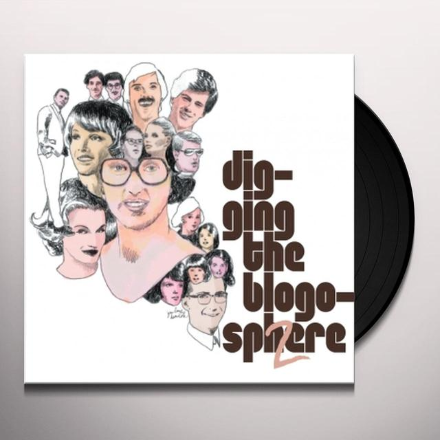 DIGGING THE BLOGOSPHERE 2 / VARIOUS Vinyl Record - UK Import