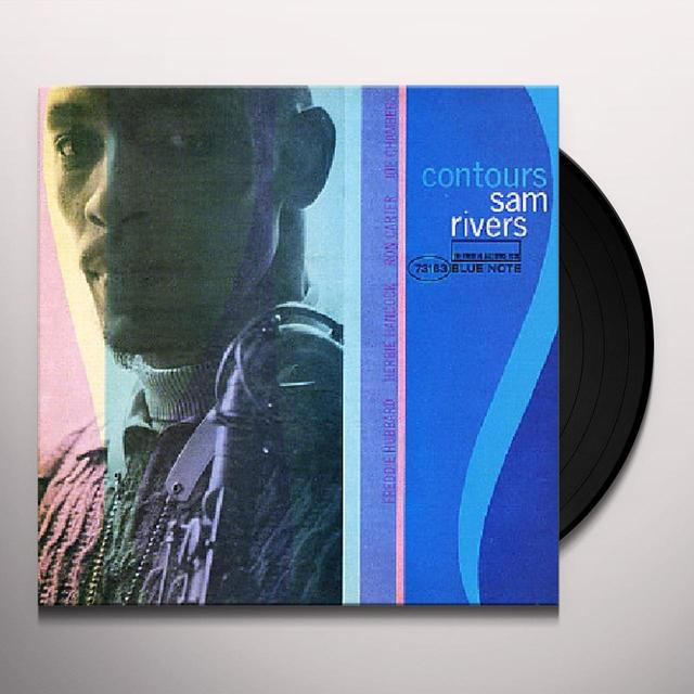 Sam Rivers CONTOURS (180 GR) Vinyl Record