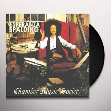 Esperanza Spalding CHAMBER MUSIC SOCIETY Vinyl Record - UK Import