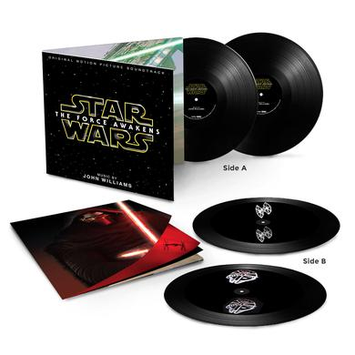 STAR WARS: FORCE AWAKENS / O.S.T. STAR WARS: THE FORCE AWAKENS / O.S.T. Vinyl Record