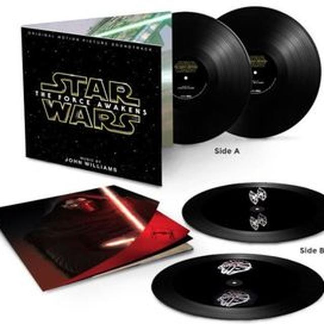 STAR WARS: FORCE AWAKENS / O.S.T. STAR WARS: THE FORCE AWAKENS / O.S.T. Vinyl Record