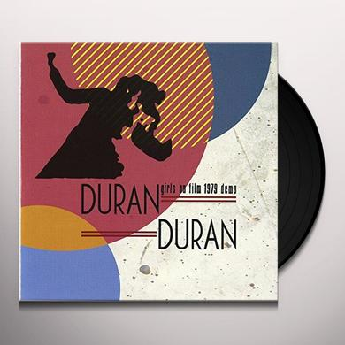 Duran Duran GIRLS ON FILM - 1979 DEMO Vinyl Record
