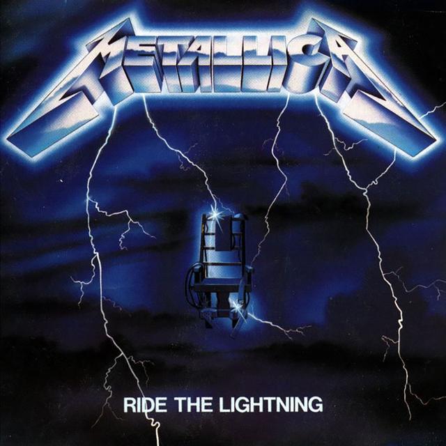 Metallica Ride the Lightning Vinyl Record - Digitally Remastered 180-Gram Limited Edition LP