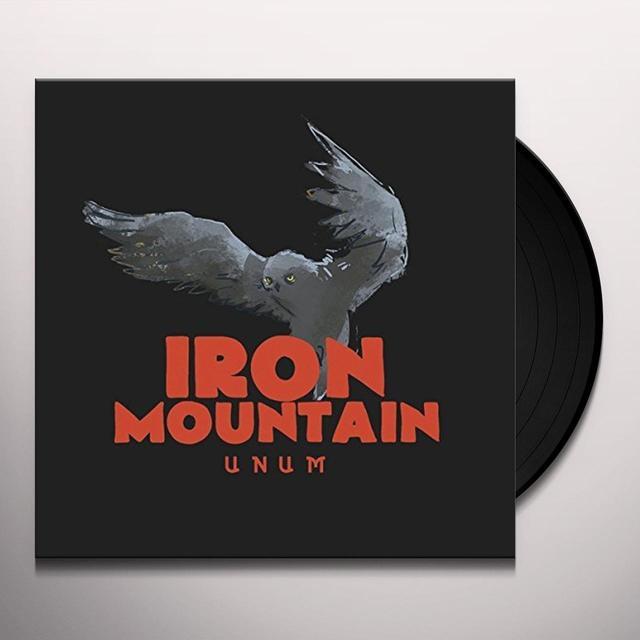IRON MOUNTAIN UNUM Vinyl Record