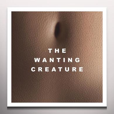 Iska Dhaaf WANTING CREATURE Vinyl Record