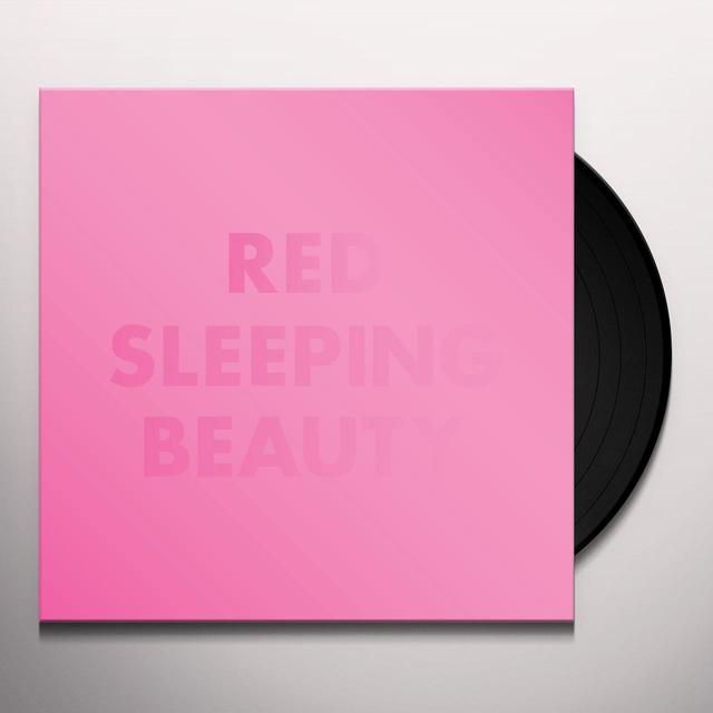 RED SLEEPING BEAUTY MI AMOR Vinyl Record