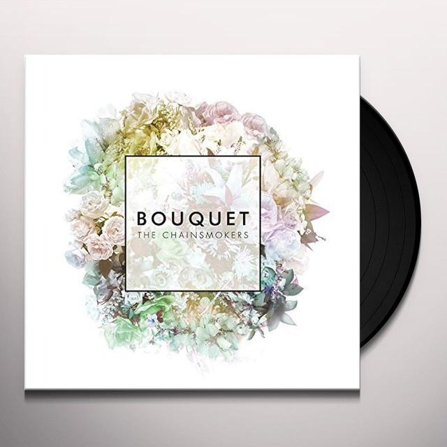 The Chainsmokers BOUQUET Vinyl Record