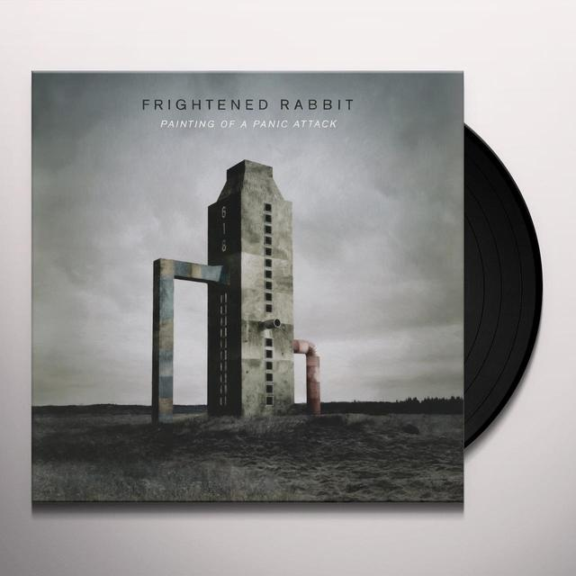 Frightened Rabbit PAINTING OF A PANIC ATTACK Vinyl Record