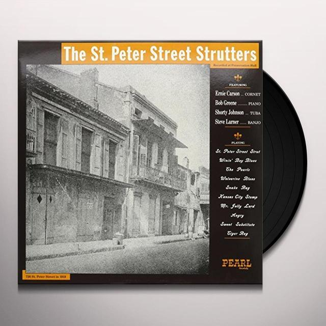 Bob Greene / St. Peter Street Strutters RECORDED AT PRESERVATION HALL Vinyl Record