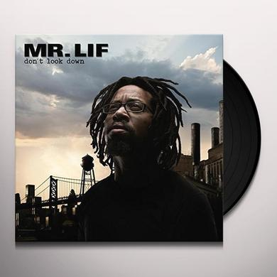 Mr Lif DON'T LOOK DOWN Vinyl Record