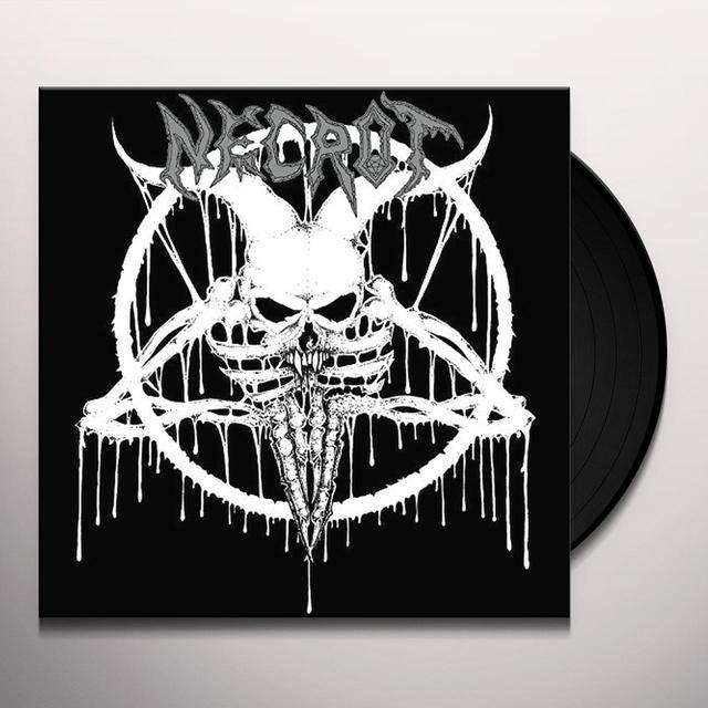NECROT LABRYNTH Vinyl Record