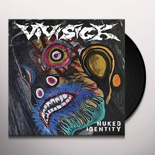 VIVISICK NUKED IDENTITY Vinyl Record