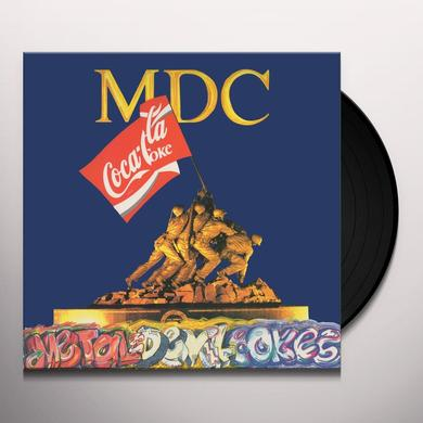 Mdc METAL DEVIL COKES Vinyl Record