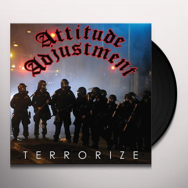Attitude Adjustment TERRORIZE Vinyl Record