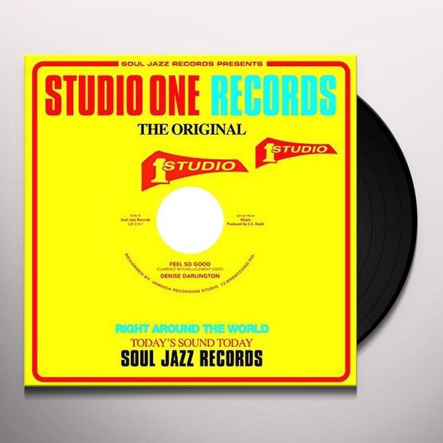 Denise Darlington / Tyrone Taylor FEEL SO GOOD / RIGHTFUL REBEL Vinyl Record