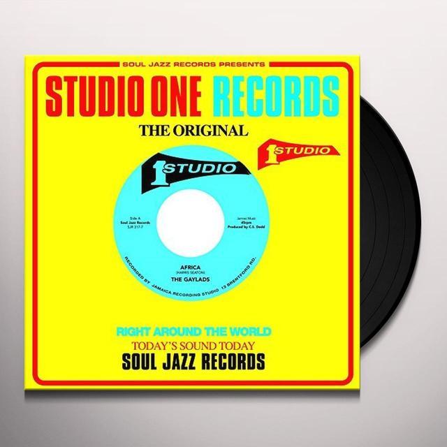 GAYLADS / SOUND DIMENSION AFRICA / CONGO ROCK Vinyl Record