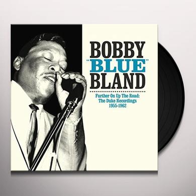 Bobby Blue Bland FURTHER ON UP THE ROAD Vinyl Record
