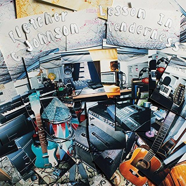 Fletcher Johnson LESSON IN TENDERNESS Vinyl Record