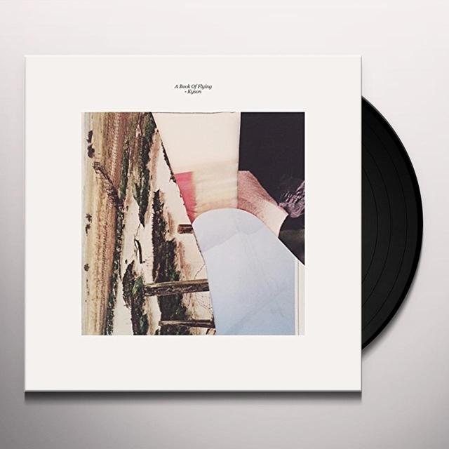 Kyson BOOK OF FLYING Vinyl Record