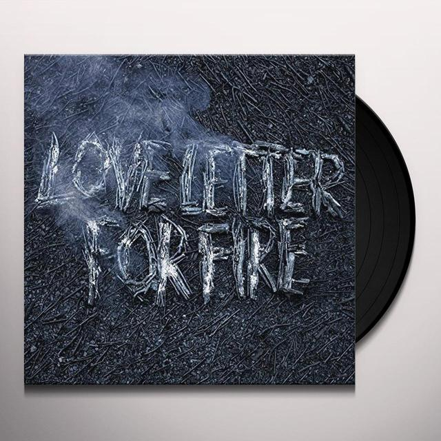 Sam Beam / Jesca Hoop LOVE LETTER FOR FIRE Vinyl Record