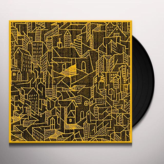 Mungolian Jetset CITY SO CONVENIENT Vinyl Record