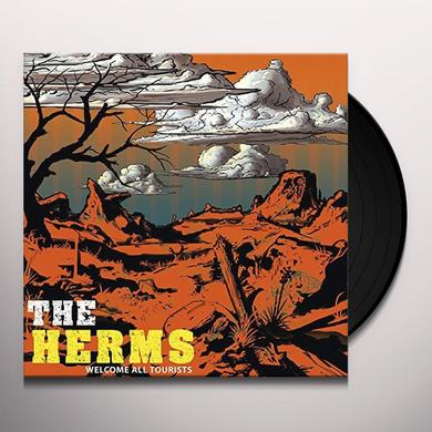 HERMS WELCOME ALL TOURISTS Vinyl Record - Digital Download Included