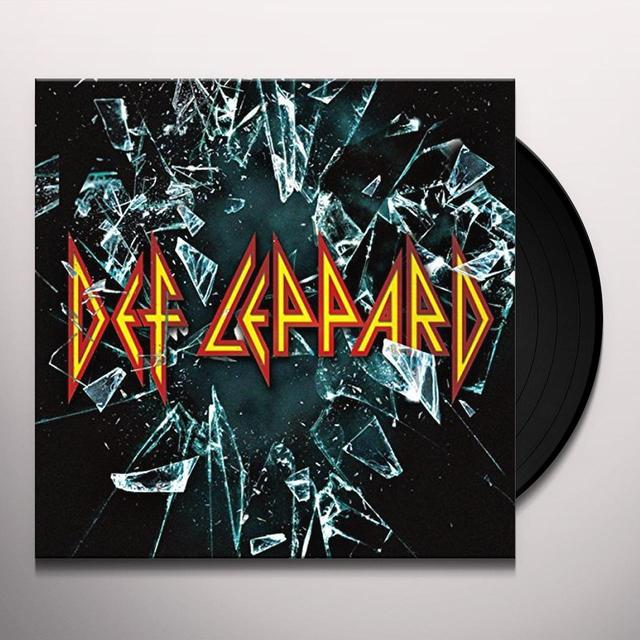 DEF LEPPARD: LIMITED EDITION Vinyl Record - Limited Edition, Japan Import