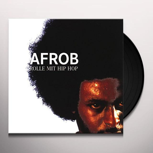 AFROB ROLLE MIT HIP HOP: LIMITED EDITION Vinyl Record - w/CD, Limited Edition