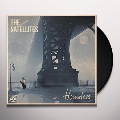 Satellites HOMELESS Vinyl Record - Spain Import