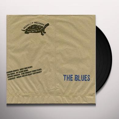 Robert Johnson / Son House / Leadbelly / Arnold BLUES EP (EP) Vinyl Record - UK Import