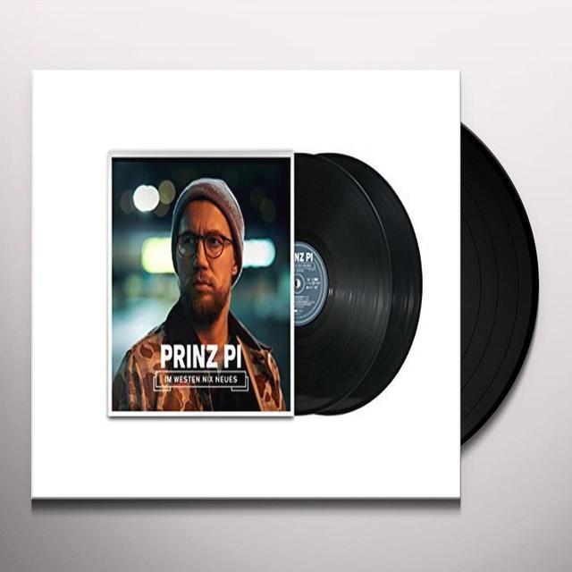 Prinz Pi IM WESTEN NIX NEUES Vinyl Record