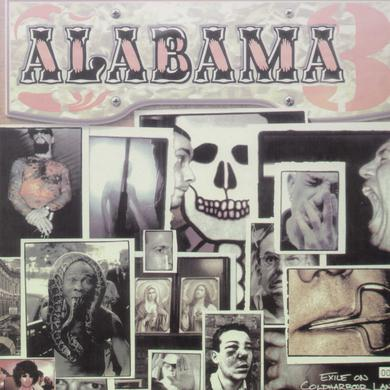 Alabama 3 EXILE ON COLDHARBOUR LANE Vinyl Record