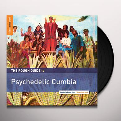 ROUGH GUIDE TO PSYCHEDELIC CUMBIA / VARIOUS Vinyl Record