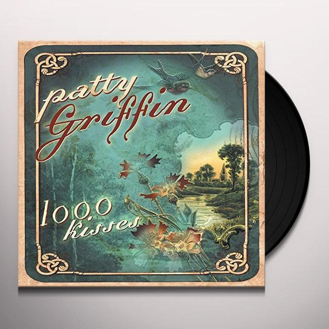 Patty Griffin 1000 KISSES Vinyl Record